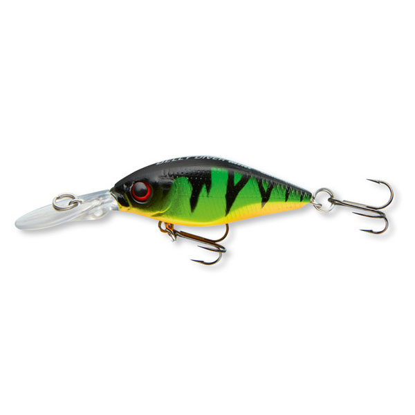 VOBLER BELLY DIVER MINI 3,8CM 3G FIRE